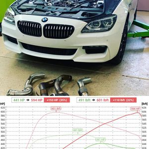 BMW 650i GranCoupe Tuning & Performance for Sale in Miami, FL