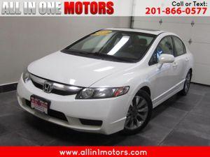 2011 Honda Civic Sdn for Sale in North Bergen, NJ
