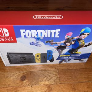 Nintendo Switch™ Fortnite Wildcat Bundle — Exclusive (New) for Sale in Bowie, MD