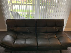 Memory foam convertible soft/futon for Sale in Royal Oak, MI