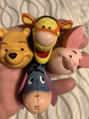 Disney Winnie the Pooh Drawer Pulls/Knobs for Sale in Los Angeles, CA