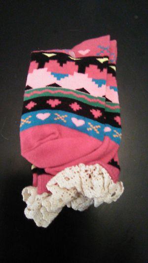 Girl's boot socks for Sale in Lexington, NC