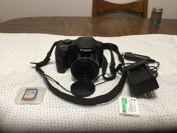 Canon Power Shot SX530 HS Digital 50X Zoom Digital Camera
