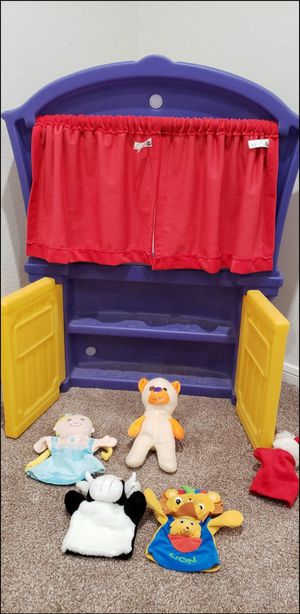 Puppets Stand (DELIVERY AVAILABLE) for Sale in Henderson, NV