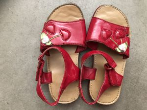 Gymboree girl sandal- size 11 for Sale in Fremont, CA