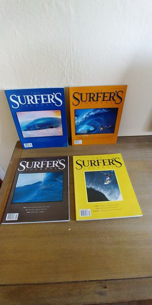 The Surfer's Journal for Sale in Tacoma, WA