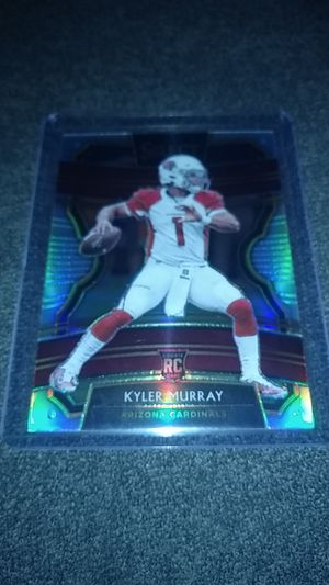 Cardinals Kyler Murray Select Concourse Silver RC for Sale in Clearwater, FL