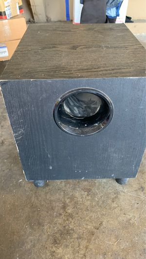 Onkyo subwoofer for Sale in Cypress, CA