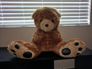 DISCOUNTED -> Soft Floppy Plush Stuffed Bear for Sale in Brandon, FL
