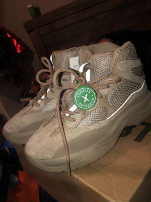 Adidas Yeezy Desert Boot Rock Size 8 Men for Sale in Bakersfield, CA
