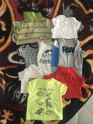 Baby Boy Clothes 3-6 months for Sale in Compton, CA