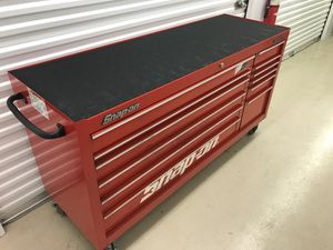 Snapon Classic 96 Tool Box Roll Chest for Sale in Bountiful, UT