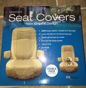 Motorhome seat covers for Sale in Peoria, AZ