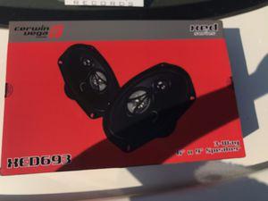 Cerwin Vega car audio 6x9 speakers for Sale in La Presa, CA