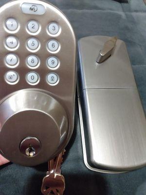 Milock keyless door entry lock for Sale in Riddleton, TN