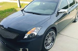 Nice 2007 Nissan Altima SuperrrrCondition VerryClean for Sale in Columbus, OH