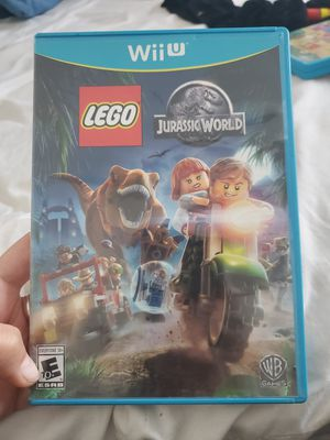 LEGO Jurassic park for Sale in Indian Island, ME