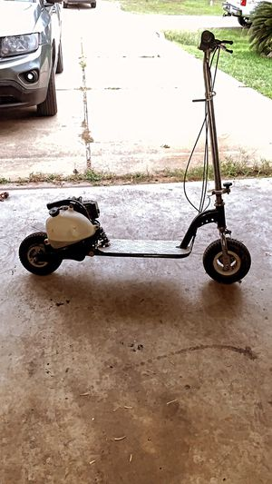 gas scooter ,220 obo for Sale in Conroe, TX