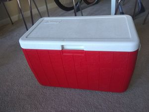 Coleman 48 Quart Performance Cooler for Sale in Revere, MA