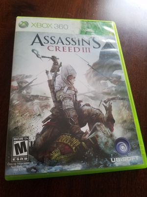 Assasins Creed 3 for Sale in Bangor, ME