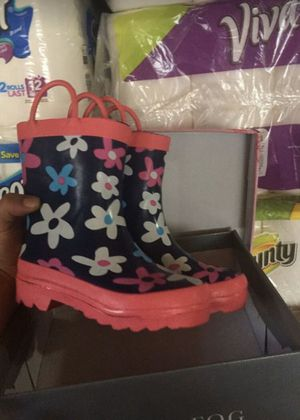 Girls rain boots for Sale in Chicago, IL