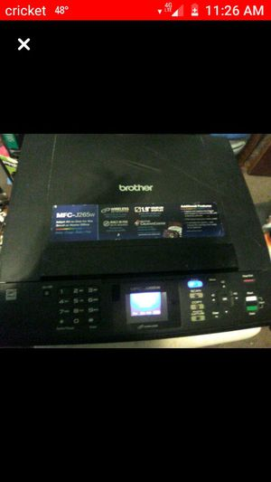 Brother All in one printer for Sale in Topeka, KS