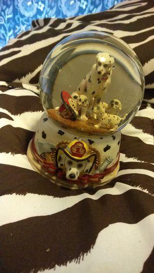 Dalmatian snow globe for Sale in NC, US