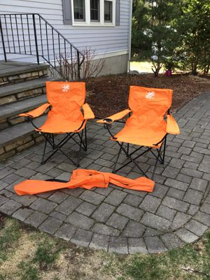 Pair of outdoor chairs for Sale in Concord, MA