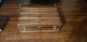 Antique Vintage Travel Chest for Sale in Santa Ana, CA