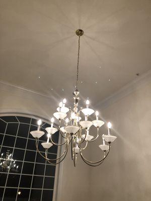 Grand foyer chandelier for Sale in Bowie, MD