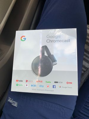 New google chromecast for Sale in Carmichael, CA