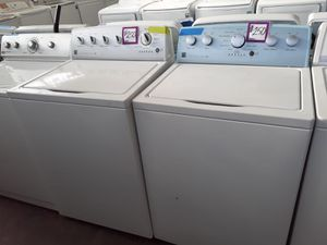 Kenmore top load washers in excellent conditions with 4 months warranty for Sale in Baltimore, MD