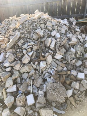 Free concrete for Sale in Balch Springs, TX