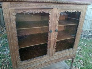 Antique hutch cabinet for Sale in Homestead, FL