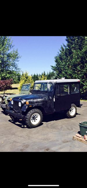 1976 Right Side Driver Mail Jeep for Sale in Lake Oswego, OR