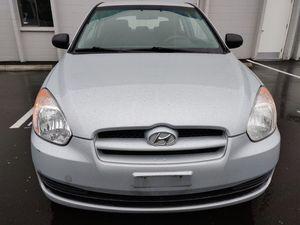 2011 Hyundai Accent hatchback manual transmission for Sale in Bellevue, WA