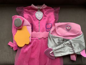 Skye Paw Patrol talking costume for Sale in Sumner, WA