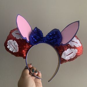Lilo and Stitch Disney Mickey Ears for Sale in Miami, FL