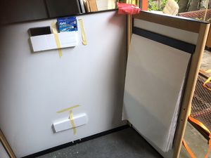 Presentation whiteboard $125 for Sale in Mulberry, FL