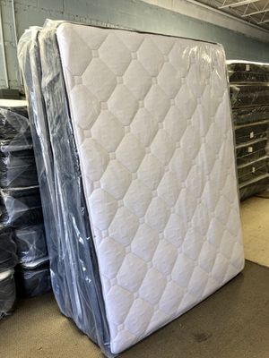 Brand New Clearance Mattress Sale! Queen & King Save Over 60% OFF! We Deliver 🚚🚚🚚!! for Sale in Chicago, IL
