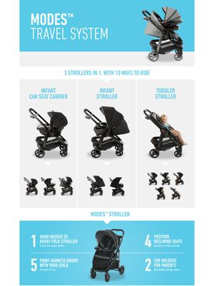 Graco Modes Stroller for Sale in Columbus, OH