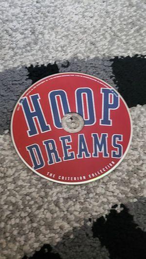 Hoop Dreams Movie CD for Sale in Union City, CA