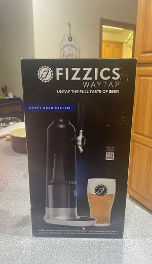 Fizzics WAYTAP draft beer system for Sale in Stevens Point, WI