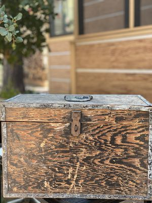 Fly Fisherman's Treasure Box for Sale in Payson, AZ