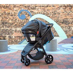 Britax B-Clever & B-Safe 35 Travel System - Stroller, Car Seat, Car Seat Base for Sale in Phoenix, AZ
