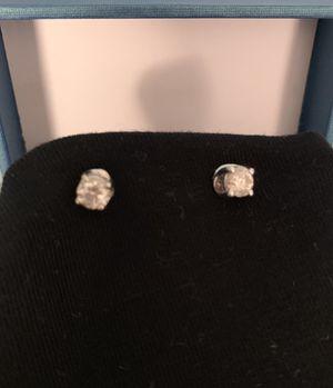 Diamond stud earrings for Sale in River Grove, IL
