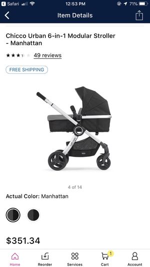 Chicco urban stroller for Sale in York, PA