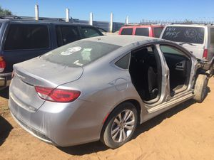 2015 Chrysler 200 For Parts ONLY!! for Sale in Fresno, CA