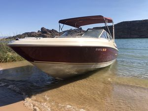"""Price reduced""98 Maxum 2300SR LARGE OPEN BOW for Sale in Hemet, CA"
