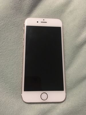 Unlocked iPhone 6s rose gold 16gb for Sale in Bingham Canyon, UT